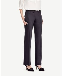 Ann Taylor | Petite Kate Tropical Wool Trousers