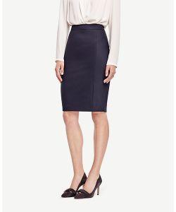 Ann Taylor | Tropical Wool Pencil Skirt