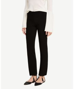 Ann Taylor | Side Zip Slim Ankle Pants