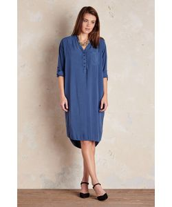 Sam & Lavi | Martine Button Front Shirtdress