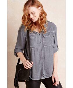 Sam & Lavi   Aidan Crepe Shirt