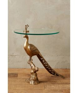 Anthropologie | Pavo Side Table