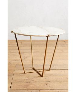 Anthropologie | Slivered Boulder Table Large