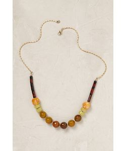 Anthropologie | Palermo Beaded Necklace