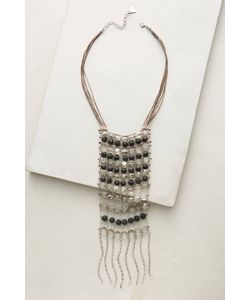 Anthropologie | Crystal Rain Necklace