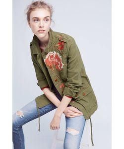 Hei Hei   Embroide Field Jacket