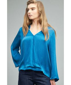 Just Female | Adelpha Wrap Blouse Size