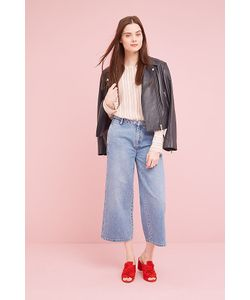 Just Female | Kayla Wide-Leg Jeans Size