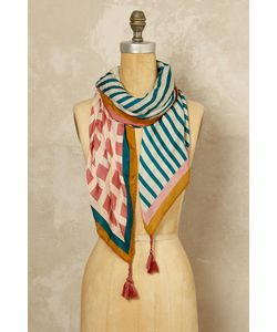 Anthropologie | Brindisi Silk Scarf