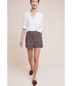 Cartonnier | Sandra Printed High-Rise Shorts