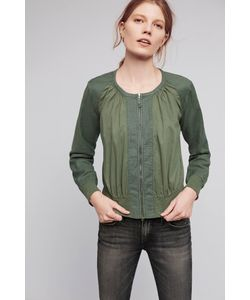 Hei Hei   Hilltop Ruched Bomber Jacket