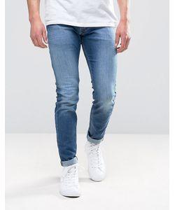 Diesel | Sleenker Skinny Jeans 0681n Mid Wash