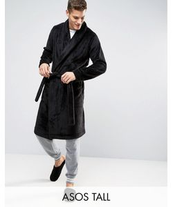 ASOS | Tall Fleece Shawl Neck Robe