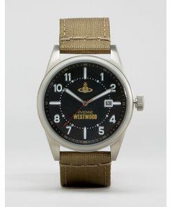Vivienne Westwood | Leather Strap Watch