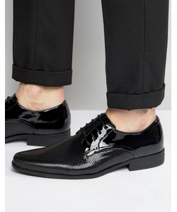 ASOS | Derby Shoes In Patent Finish