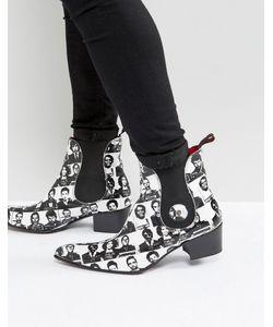 Jeffery West | Sylvian Mugshot Chelsea Boots In