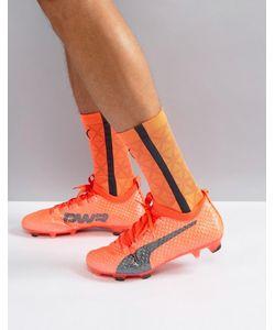 Puma | Evopower Vigor 3d 1 Firm Ground Soccer Boots In