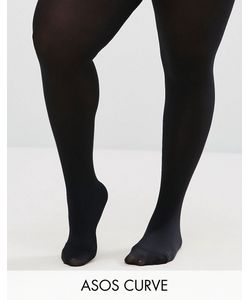 ASOS Curve | Super Stretch New And Improved Fit Tights 90 Denier