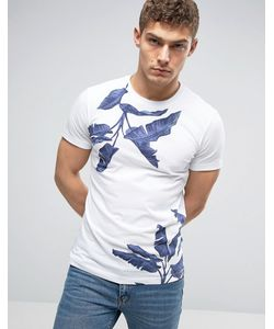 Diesel | T-Diego-Mn Palm T-Shirt Wh1 1