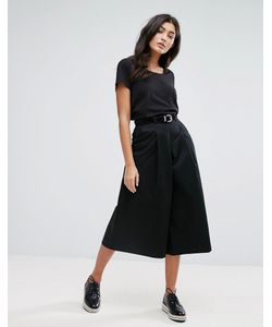 YMC | Expanded A-Line Culottes