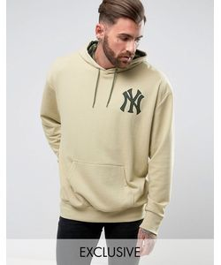 Majestic | Oversized Yankees Hoodie Exclusive To