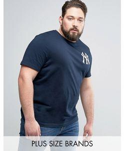 Majestic | Plus New York Yankees Longline T-Shirt