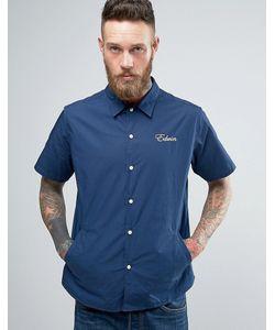 Edwin | Pocket Bowling Shirt Short Sleeve