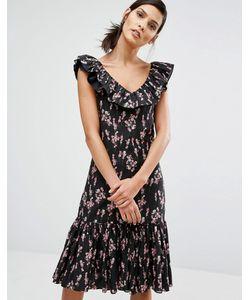 Sonia By Sonia Rykiel | Flower Print Dress