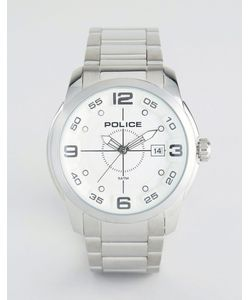 Police | Sniper Stainless Steel Bracelet With Dial