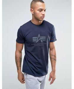 Alpha Industries | Logo T-Shirt Regular Fit In