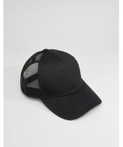 7X   Trucker Hat With Curved Peak