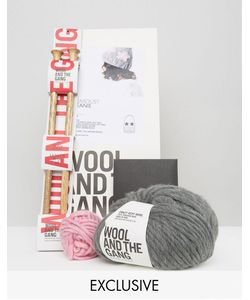 Wool And The Gang | Wool The Gang Diy Beanie Hat Kit