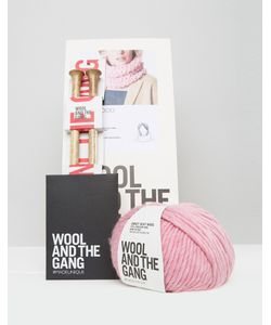 Wool And The Gang | Wool The Gang Diy Lil Snood Kit