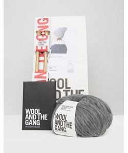 Wool And The Gang | Wool The Gang Diy Zion Lion Pom Hat Kit