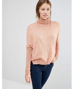 Just Female | Carla Mohair Mix Jumper Toasted Nut