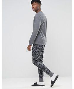Esprit | Pyjama Set In Camo Print