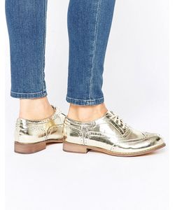 London Rebel   Barnaby Lace Up Shoes Pu