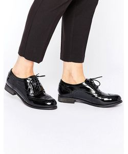 London Rebel   Barnaby Lace Up Shoes Patent