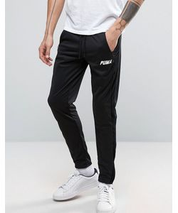 Puma | Joggers With Velvet Trim In Tapered