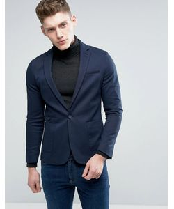 ASOS   Skinny Blazer In Cotton