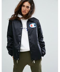 Champion | Coach Jacket With Chest Logo