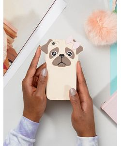 New Look | Rubber Pug Iphone 6 Phone Case