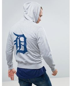 Majestic | Detroit Tigers Hoodie With Back Print