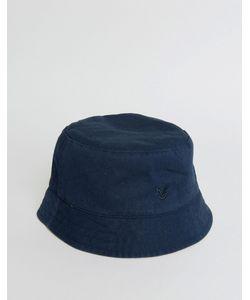 Lyle & Scott   Reversible Bucket Hat