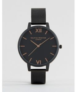Olivia Burton | After Dark Mesh Watch Ob15bd83