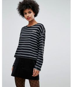 Sonia By Sonia Rykiel | Spray Stripe Long Long Sleeve T-Shirt
