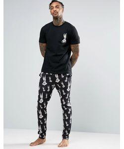 ASOS | Bugs Bunny Pyjama Set