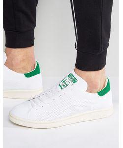 Adidas Originals | Stan Smith Og Primeknit Sneakers In S75146