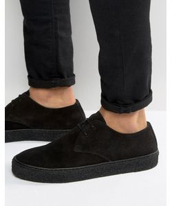ASOS | Lace Up Derby Shoes In Suede