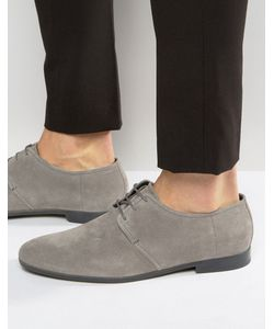 Hugo | By Boss Paris Suede Derby Shoes